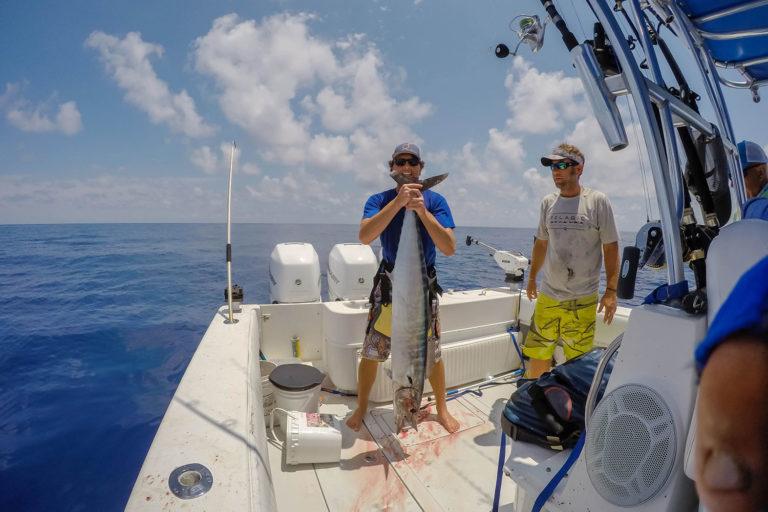Deep Sea Fishing Trips Fun In Panama City Beach